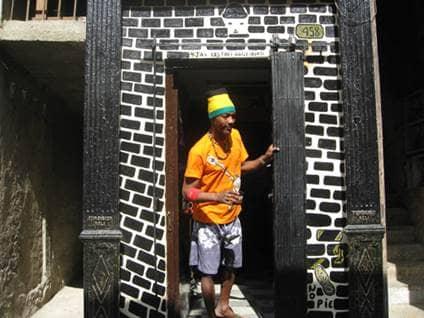 Rastafarian in Havana
