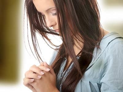 Praying Female