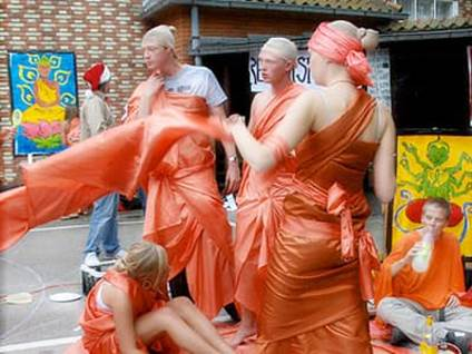 Hare Krishna Boarding Schools