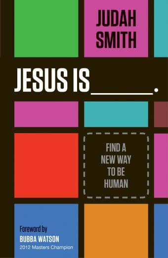 jesus is book cover
