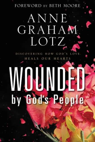 wounded by Gods People Book cover Image