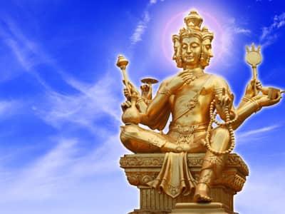 Brahman Shrine