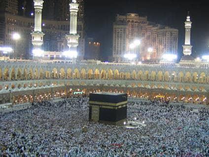 Mecca, Pilgrimage