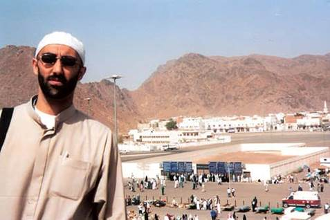 The Graveyard of Uhud