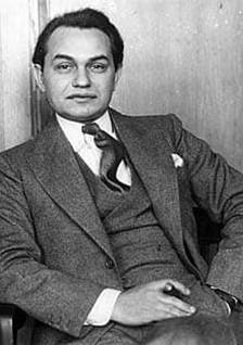 Edward G. Robinson - The Forward Association