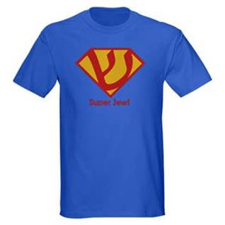 Super Jew Jewish tshirt