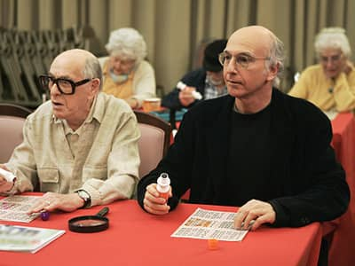 Curb Your Enthusiasm - Larry David