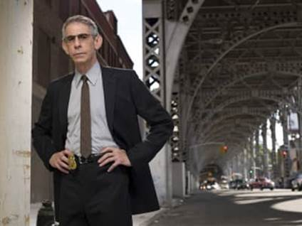 Law and Order - Detective Munch