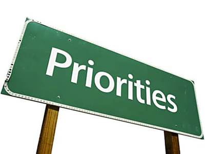 Sign Priorities