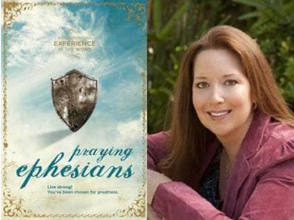 praying Ephesians, Christin Ditchfield