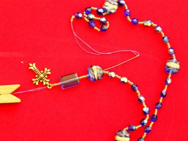 How to Make An Anglican Rosary, Kimberly Winston