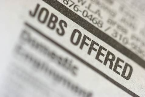 Jobs Offered Newspaper