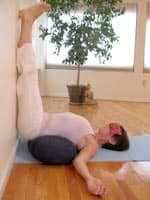 Inverted Cleansing Pose