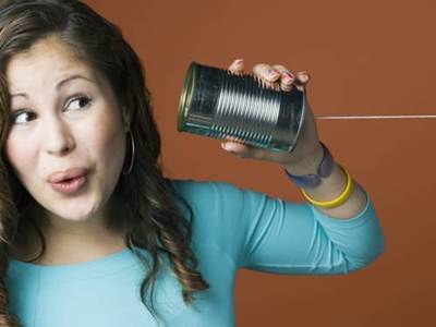 Woman can phone