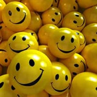 9 Ways Humor Can Heal yellow Smiling faces
