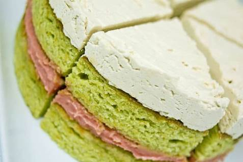Avocado Layer Cake