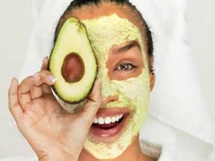 Avocado Skin Mask