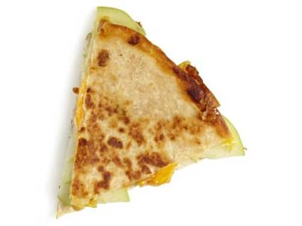 Apple Quesadilla