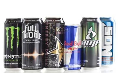 energy drink intro