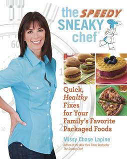sneeky chef bookcover