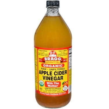 Apply Cider Vinegar