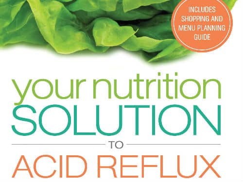 acid reflux book cover