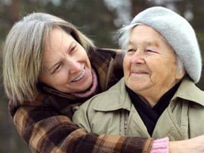 Caring for an Alzheimer's Parent