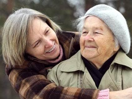 Caring for an Alzheimer's Parent