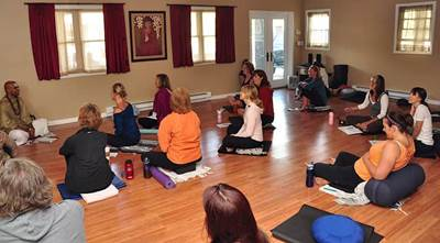 spirituality, yoga
