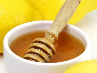 Lemons and honey