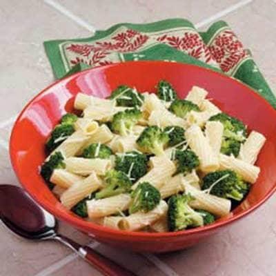 brocolli pasta