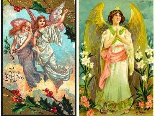 Classic Angel Christmas Cards - Beliefnet