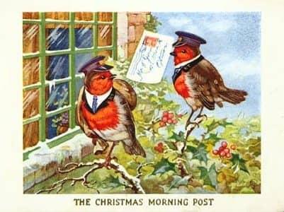 Sweet Animal Christmas Cards - Beliefnet