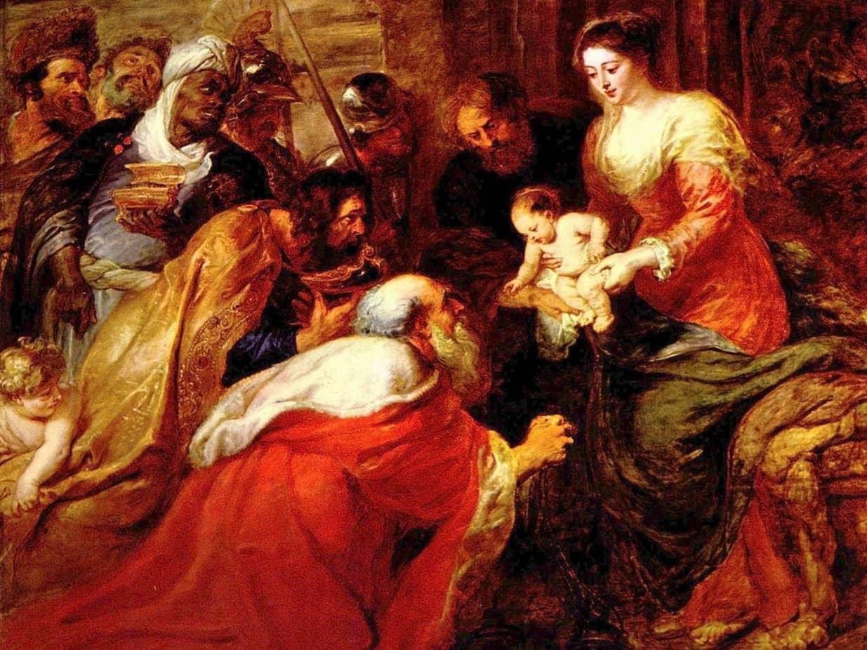 did three kings really visit the baby jesus