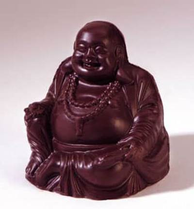 Chocolate Buddha