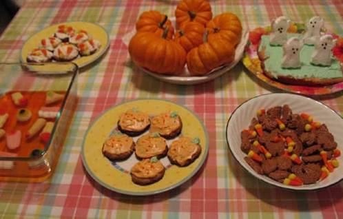 Halloween Party Goodies