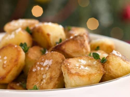 Thanksgiving Recipes - rutabaga