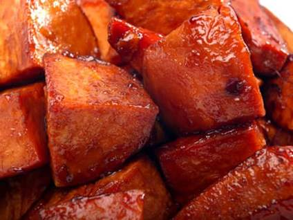 Thanksgiving Recipes - sweet potatoes