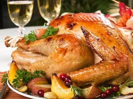 Thanksgiving Recipes - Roast Turkey