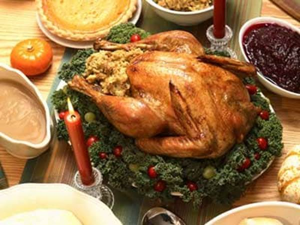 Thanksgiving Recipes - Feast