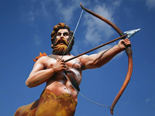 Sagittarius, the Archer