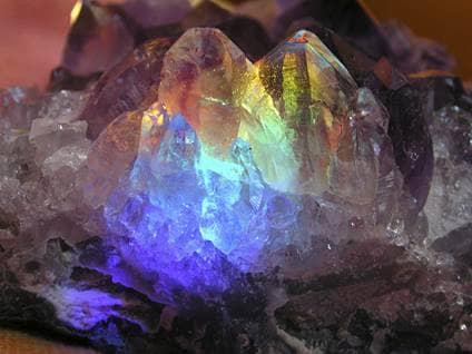 crystal intro slide