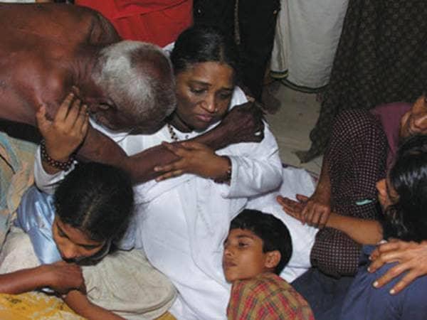 Amma, Ammachi, Hugging Saint, Hugging Guru