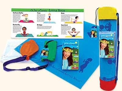 Kids' Yoga Kit