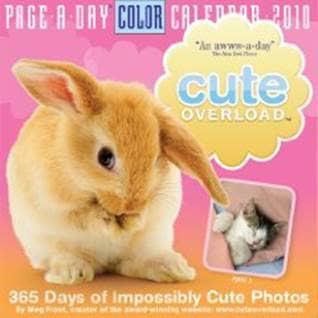 Cute Overload Desktop Calendar