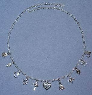 amani peace necklace