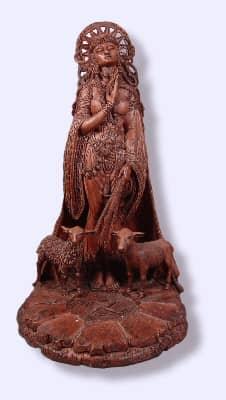 Brigid Celtic Goddess