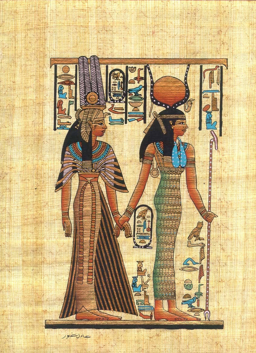Egyptian Goddess Isis Healer of Relationships
