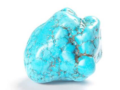 Birthstone for December - Turquoise