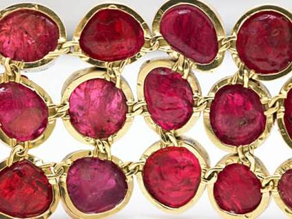 Birthstone for July - Ruby